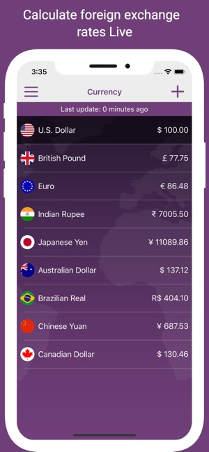 World Currency Calculator Pro 4