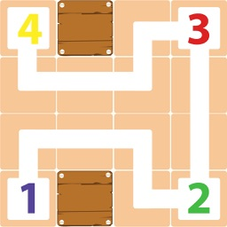 Numbers Connect: Puzzles Brain Teasers