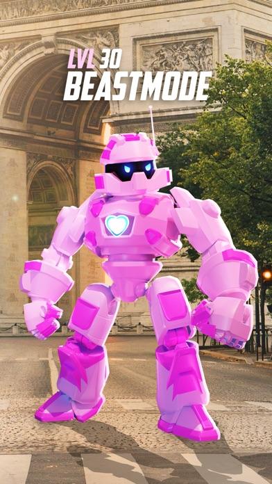 AR Robot screenshot 4