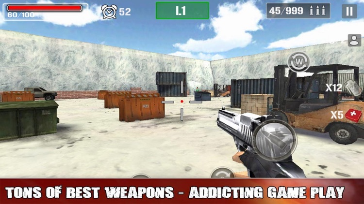 Counter Attack Terrorist 3D