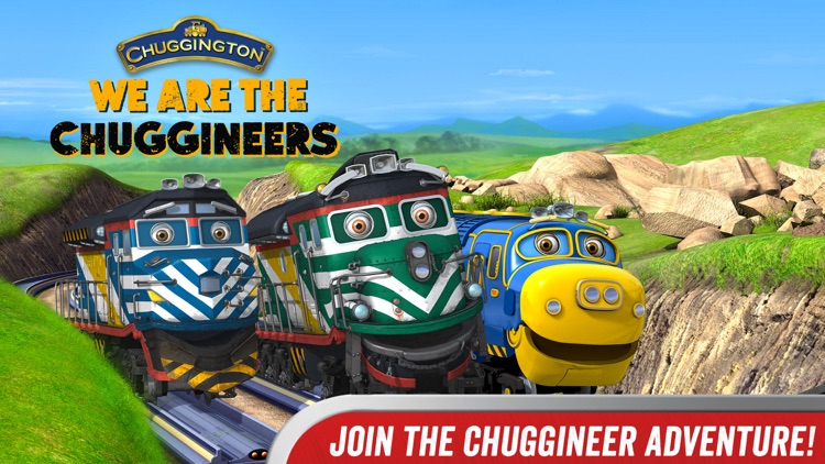 Chuggington ~ We are the Chuggineers screenshot-0