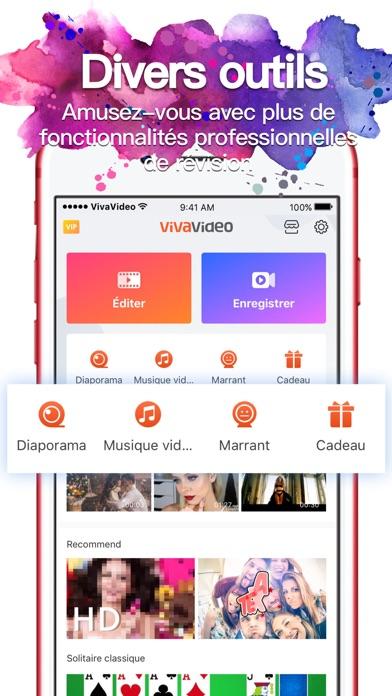 download VivaVideo - éditeur de vidéo apps 4