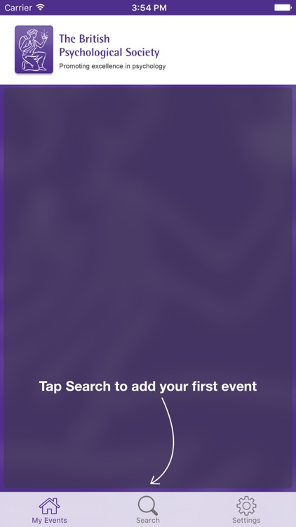 BPS Events App