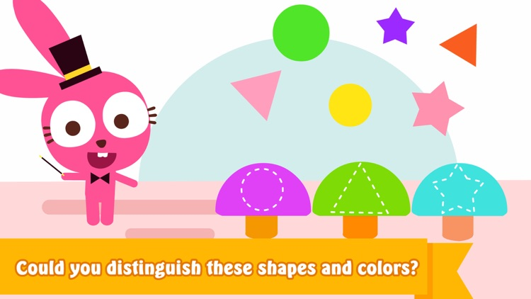 Purple Pink shapes and colors screenshot-6