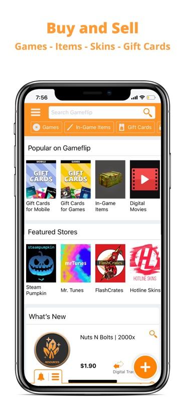 Gameflip - Buy & Sell - Online Game Hack and Cheat | Gehack com