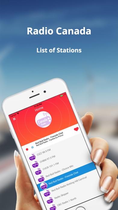 Radio Canada: Online FM screenshot two