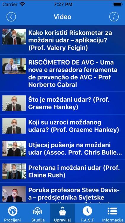 Stroke RiskoMeter CroatianLite screenshot-4