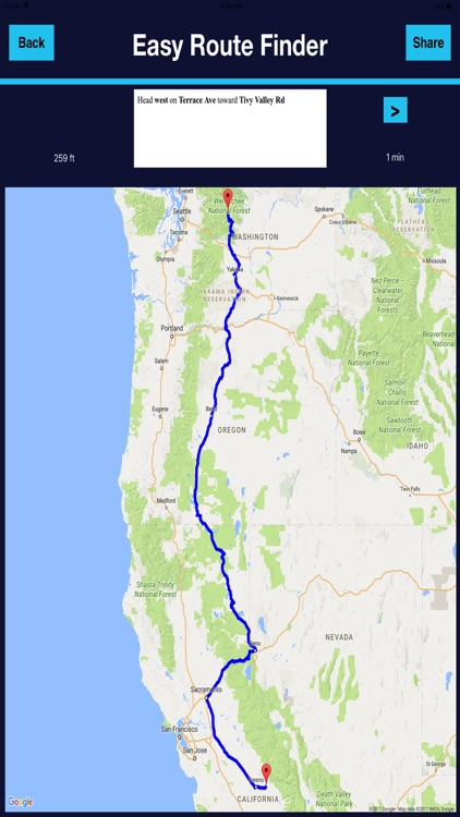 Best Route Finder