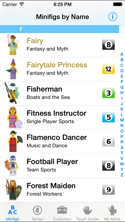 MyMinis - For LEGO® Minifigs screenshot-2