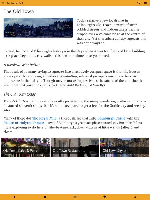 Edinburgh's Best: Travel Guide screenshot 17