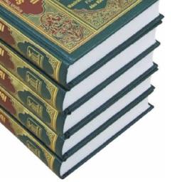 Set of 4 Hadith Books ( Sahih Al Bukhari & Muslim Authentic Book Of Islam ) ( Ramadan Islamic Apps )