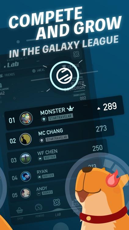 Walkr - A Gamified Fitness App screenshot-4