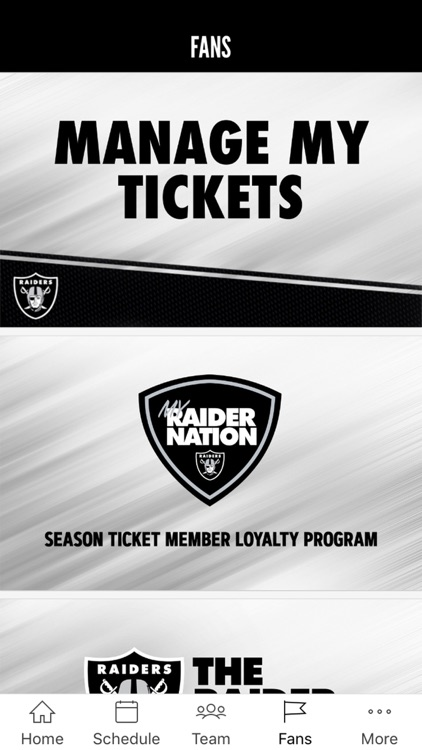Raiders App screenshot-2