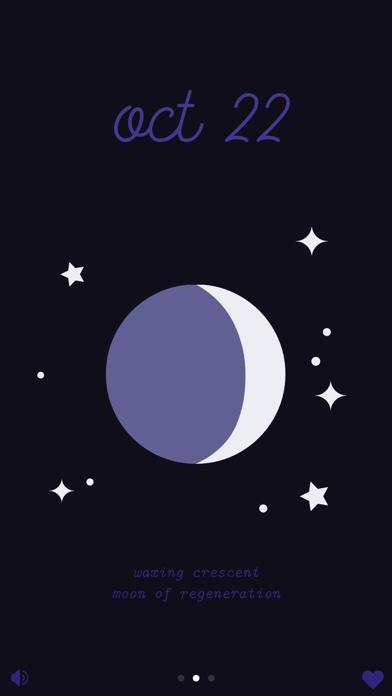 Luna — Lunar Calendar screenshot three
