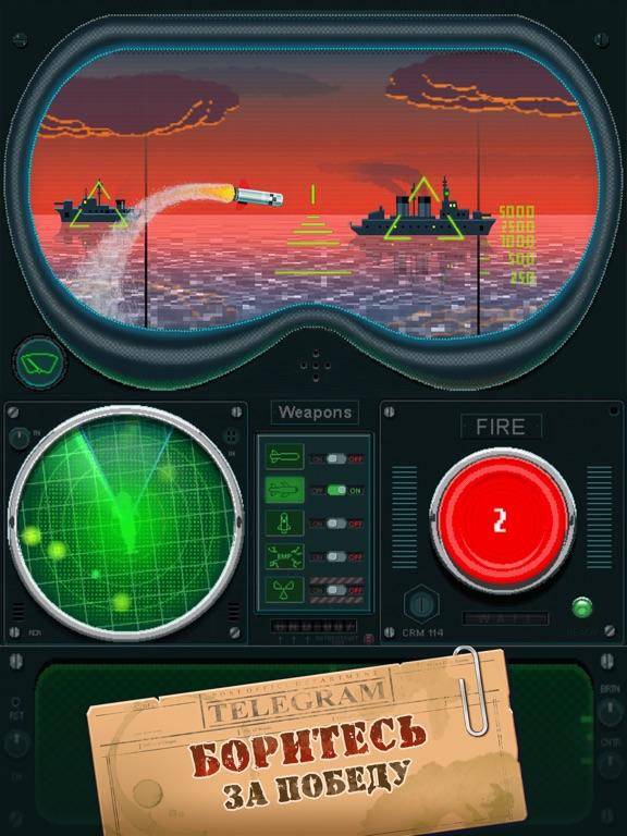 Морской Бой : You Sunk для iPad