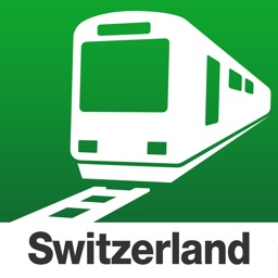 Switzerland Transit by NAVITIME