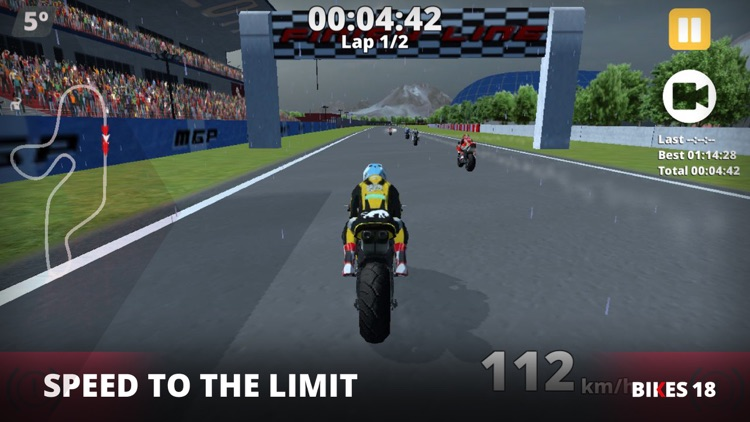 Super Bikes Racing 2018 screenshot-0