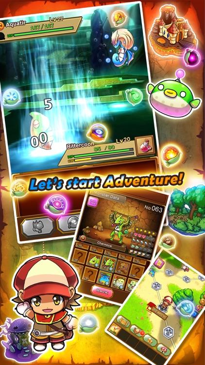 Bulu Monster screenshot-4