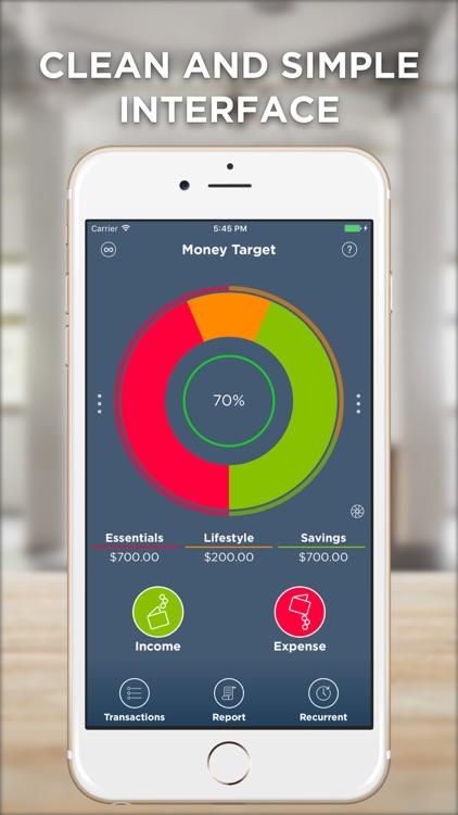 Money Target screenshot-0
