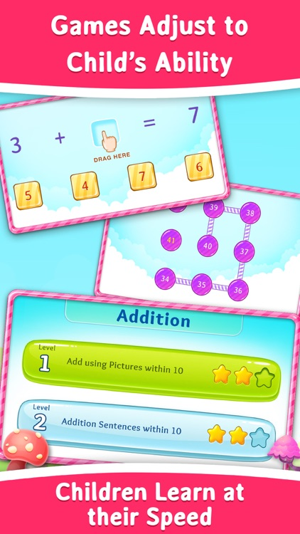 First Grade Splash Math Games screenshot-3