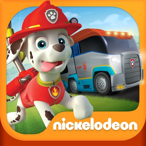 PAW Patrol to the Rescue HD icon