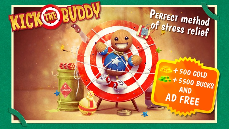 Kick the Buddy (Ad Free) screenshot-0