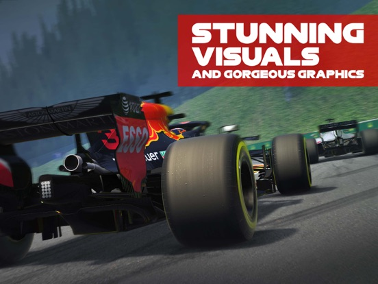 Screenshot #5 for F1 Mobile Racing