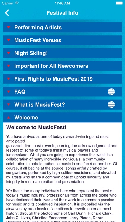 The MusicFest at Steamboat screenshot-4
