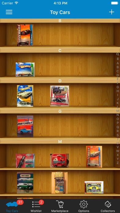Toy Car Collector Databaseのおすすめ画像4
