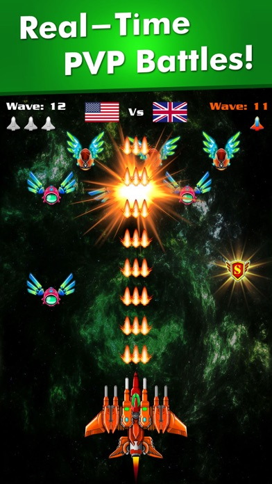 download Galaxy Attack: Alien Shooter apps 4