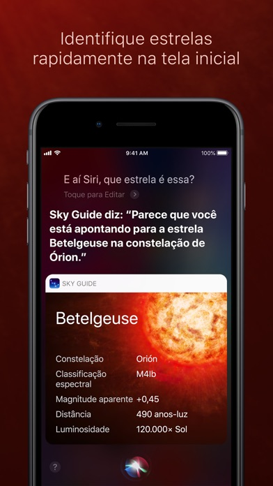 Screenshot for Sky Guide in Brazil App Store
