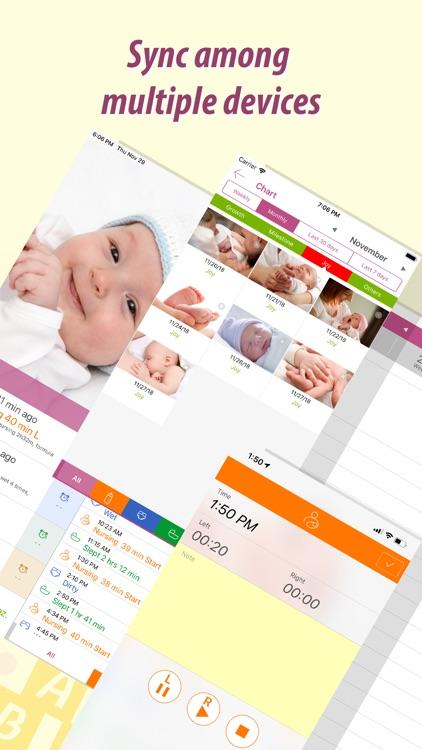 Baby Tracker Pro (Newborn Log) screenshot-7