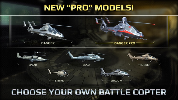 Battle Copters screenshot-1