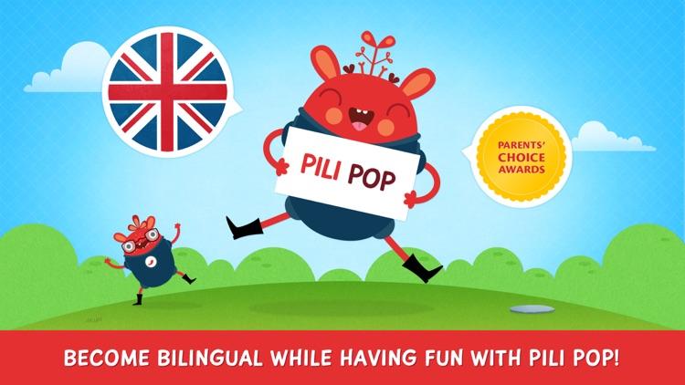 Pili Pop English screenshot-0