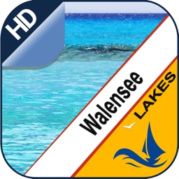 Walen Lake GPS offline nautical charts for boaters