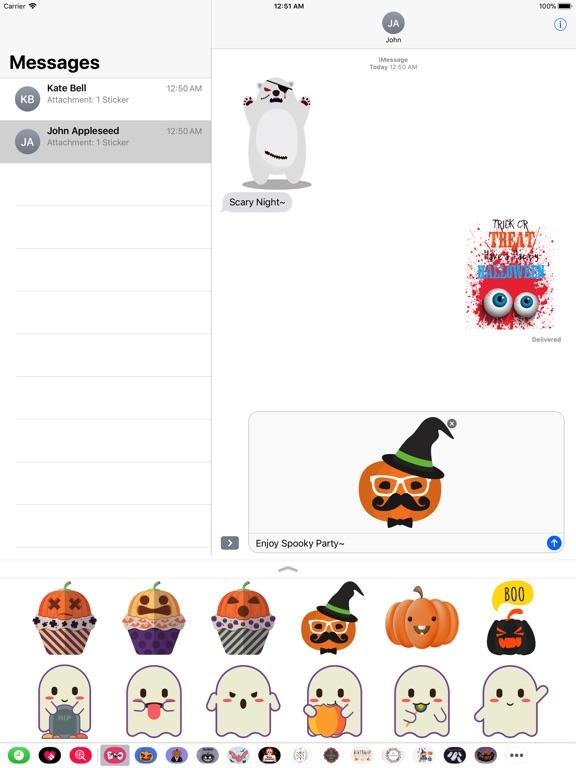 All abuot Cute Halloween screenshot 8