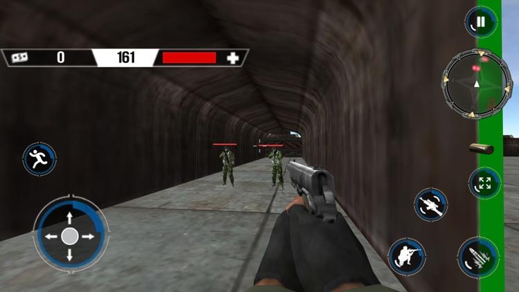 Modern Strike Commando FPS screenshot-4