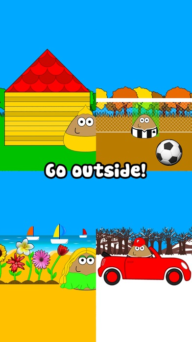 Screenshot for Pou in Czech Republic App Store