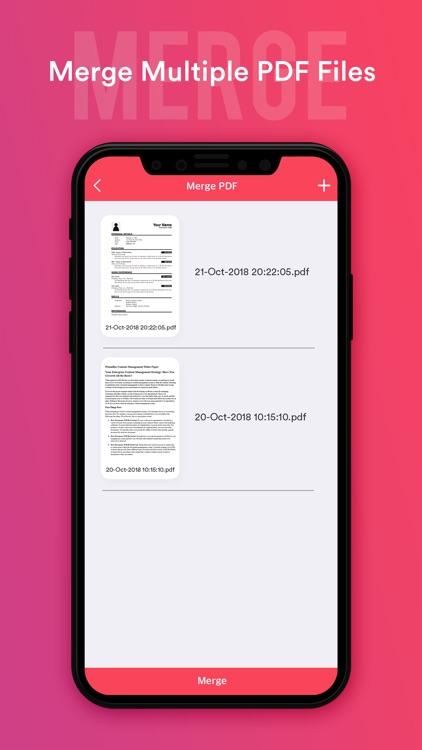 PDF Converter-Pro screenshot-5