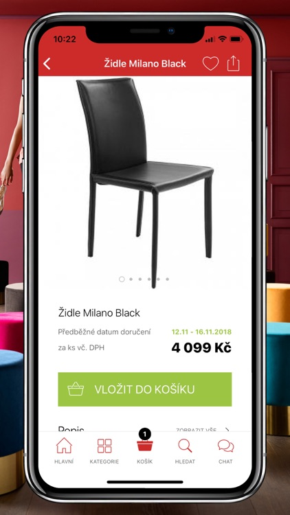 KARE Shop CZ screenshot-4