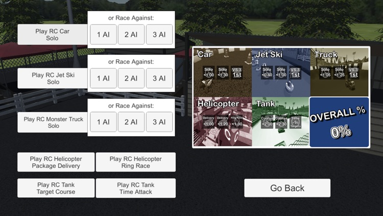Radio Control Challenge screenshot-0