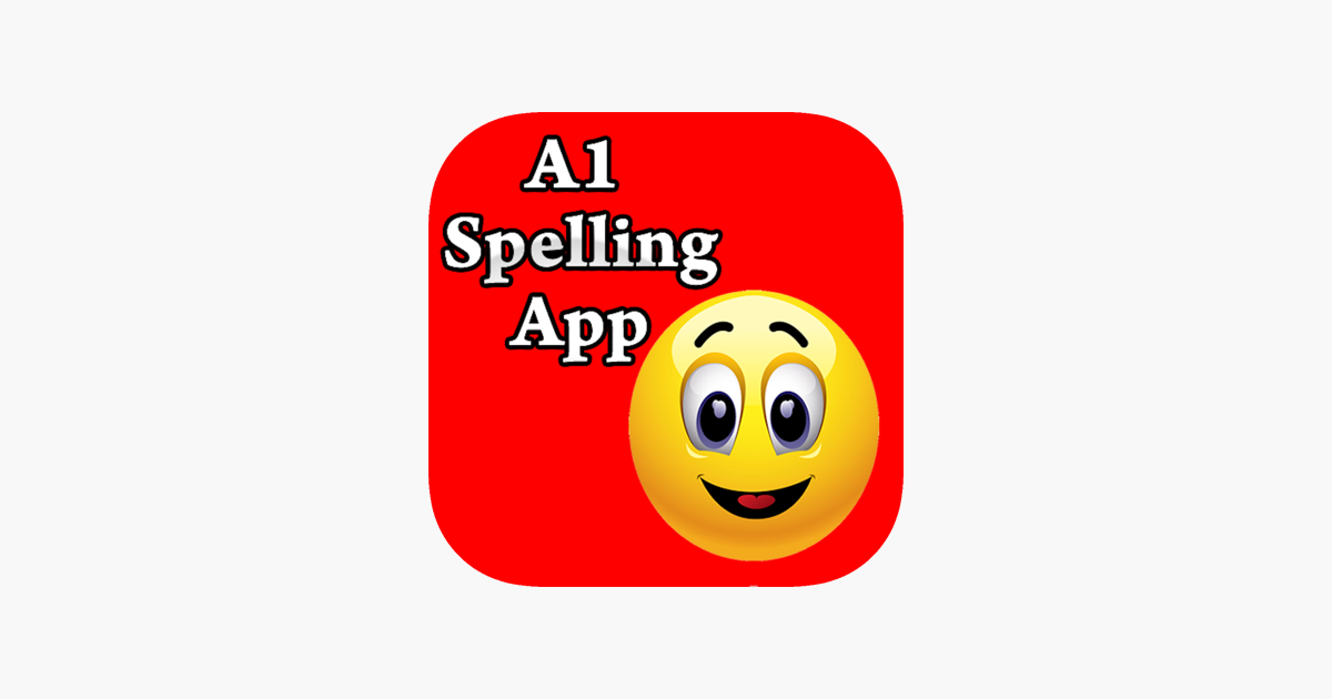 A1 Sight Word Spelling App on the App Store