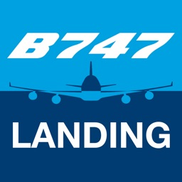 B747 Landing Distance