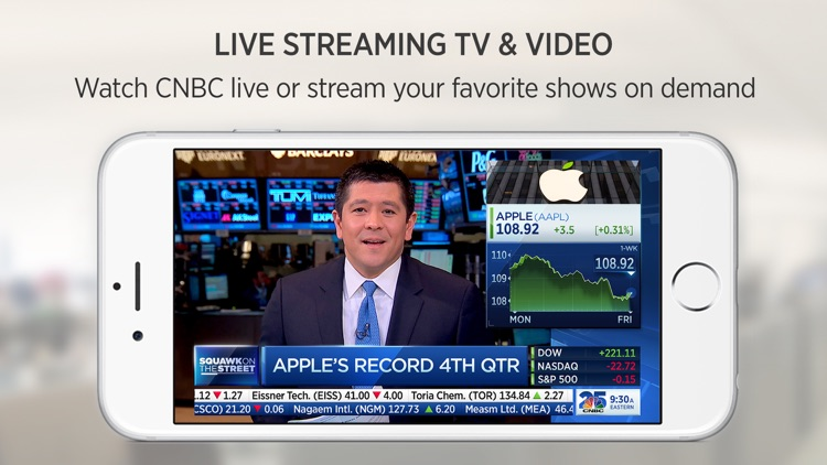 CNBC Business News and Finance screenshot-4