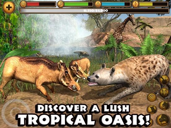 Скачать Hyena Simulator