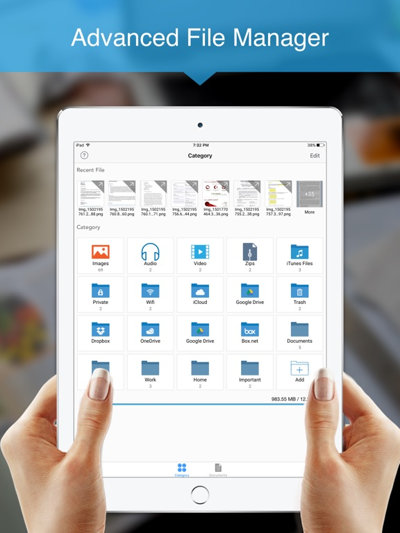 File Manager 11 Screenshots