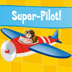 Poke Pilot - My First Airplane Game