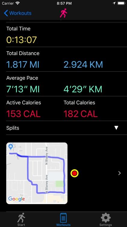 Outdoor Run++ screenshot-6