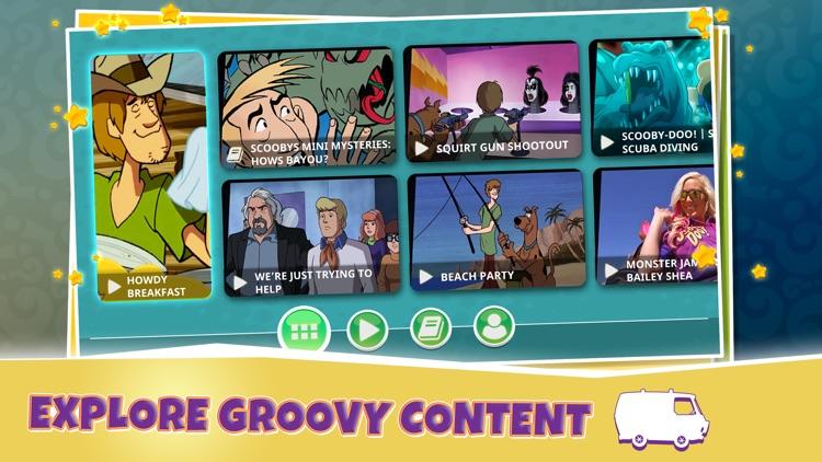 Scooby-Doo Mystery Cases screenshot-4