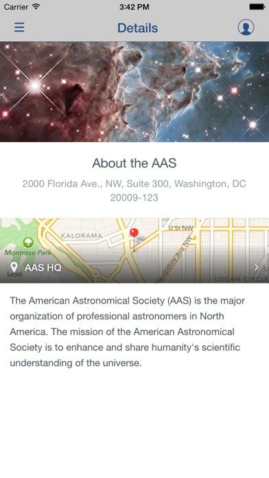 Meetings by AAS-2